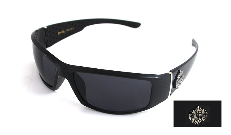 Choppers Biker Sonnenbrille Switch schwarz v3