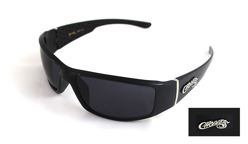 Choppers Biker Sonnenbrille Switch schwarz v4