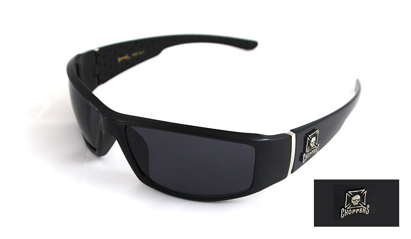 Choppers Biker Sonnenbrille Switch schwarz v5
