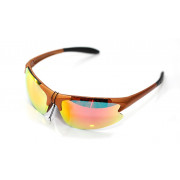 Sport-Sonnenbrille 6306 orange