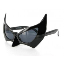 Party Fun-Sonnenbrille Fledermaus