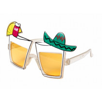 Party Fun-Sonnenbrille Tequila