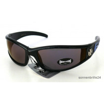 Choppers Biker Sonnenbrille Fuel black-blue