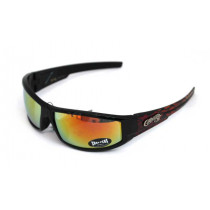 Choppers Biker Sonnenbrille Wind orange
